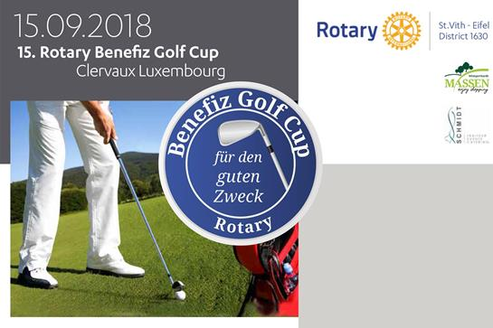 15. September - Gourmet Golf Cup 2018